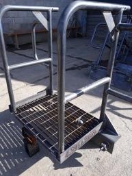 Access Ladder Platform